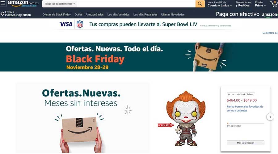 Cómo averiguar si estás ante una verdadera oferta real en Amazon durante el Black Friday | El Imparcial de Oaxaca