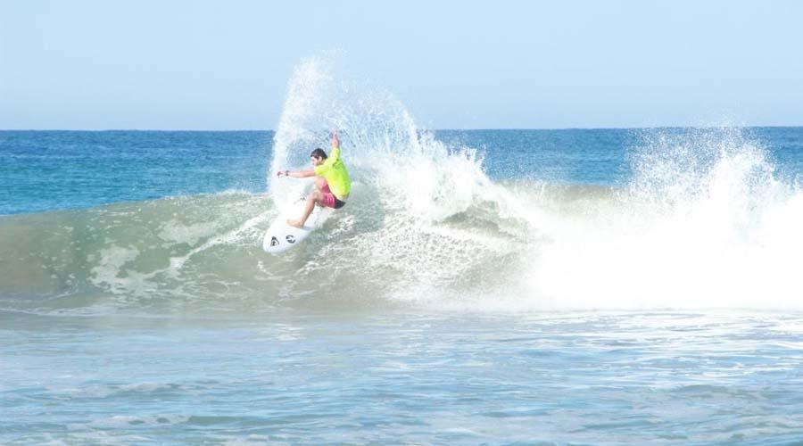Baja California Sur conquista el oleaje