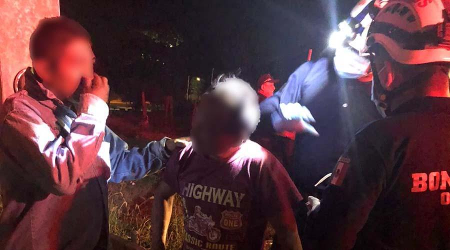 Lo dejan como alcancía tras violento asalto   El Imparcial de Oaxaca