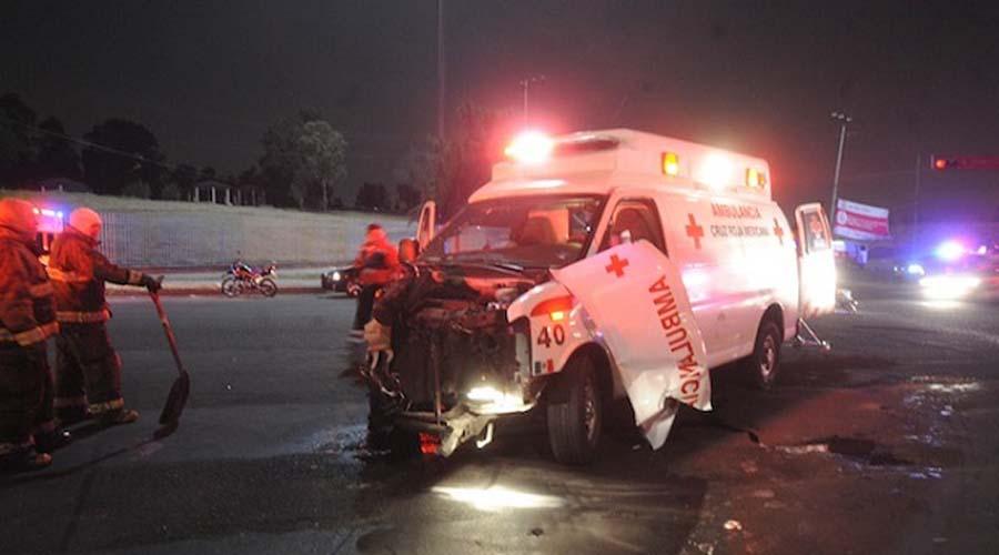 Aumentan los accidentes de ambulancias en México | El Imparcial de Oaxaca
