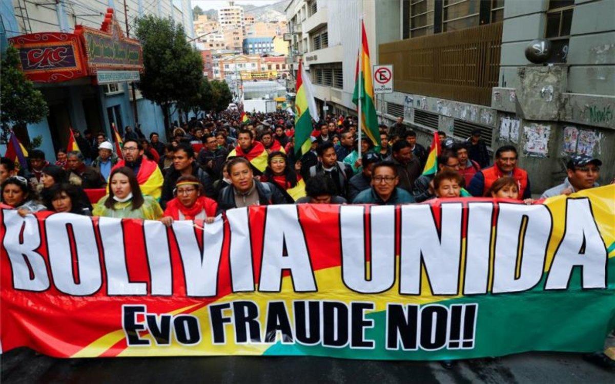 Convoca Evo Morales a nuevas elecciones en Bolivia | El Imparcial de Oaxaca