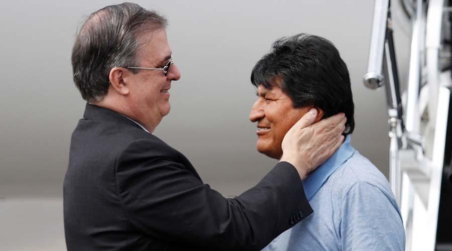 """""""Coperacha"""" para mantener a Evo Morales en México, parece ser una realidad   El Imparcial de Oaxaca"""