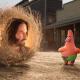 El cameo de Keanu Reeves en tráiler de Bob Esponja