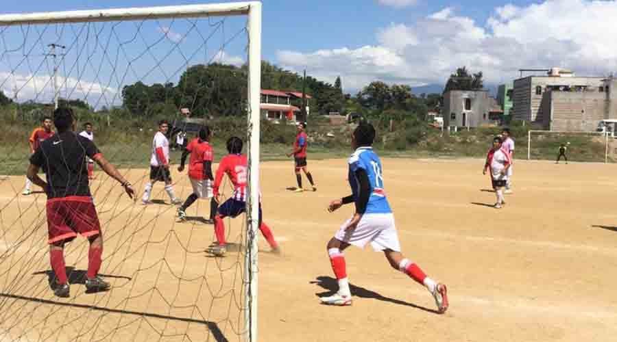 Golean Búhos a FC SAJ