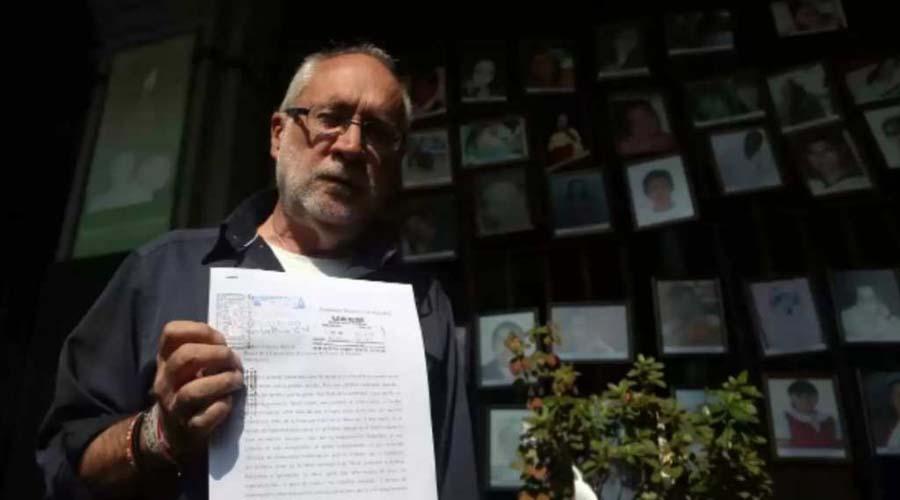 AMLO necesita preguntarse si va a cargar con tanta muerte, señala Javier Sicilia | El Imparcial de Oaxaca