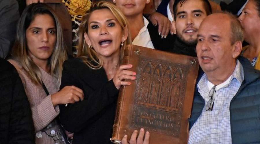 Gobierno de México no reconoce a Jeanine Áñez como presidenta de Bolivia | El Imparcial de Oaxaca