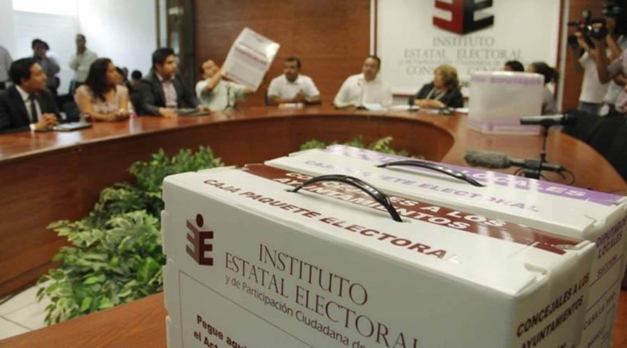 Ordenan cambiar método de elección en Peñoles | El Imparcial de Oaxaca