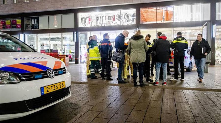 Ataque con cuchillo en La Haya deja heridos | El Imparcial de Oaxaca