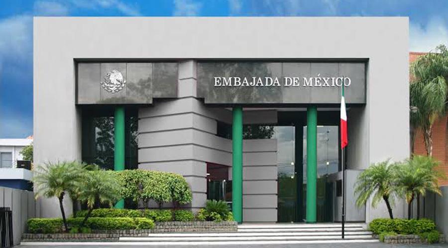 Concede embajada de México, asilo a 30 exfuncionarios bolivianos | El Imparcial de Oaxaca