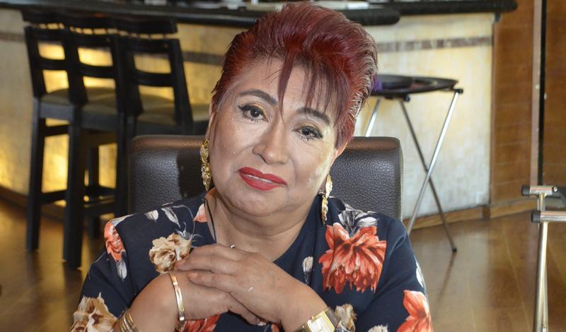 María del Carmen cumplió años