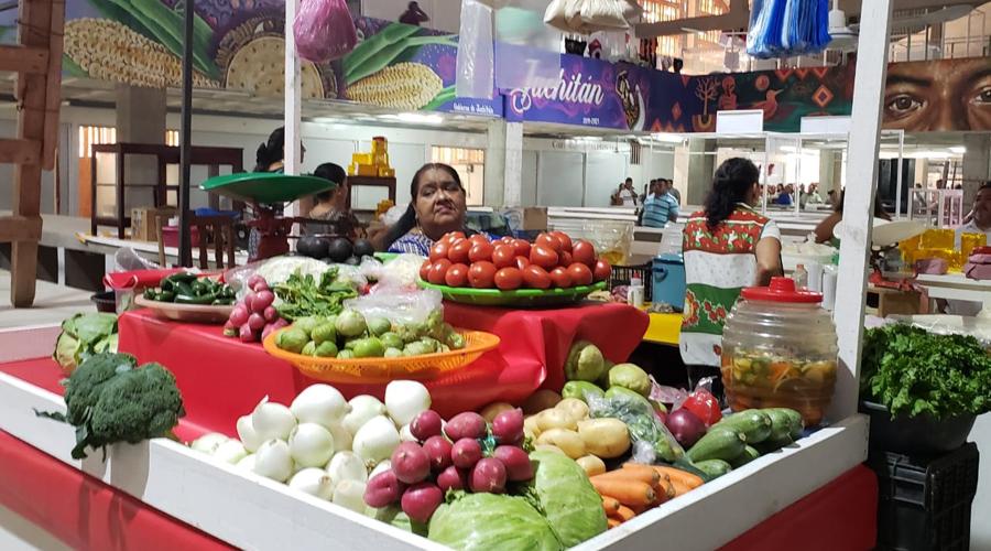 Luego de dos años, abre mercado juchiteco | El Imparcial de Oaxaca