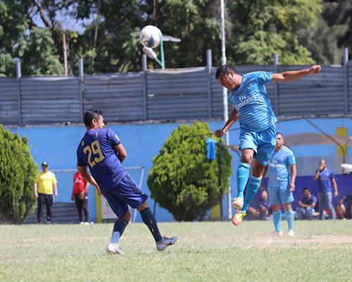 Cierra Las Palmas con derrota en la Liga Premier de Veteranos | - El Imparcial de Oaxaca