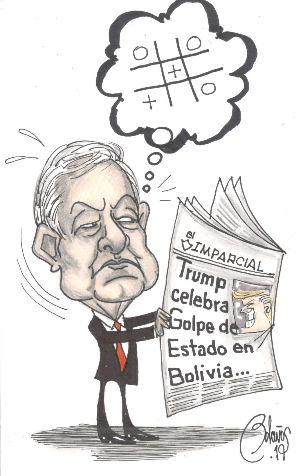 Trump celebra   El Imparcial de Oaxaca