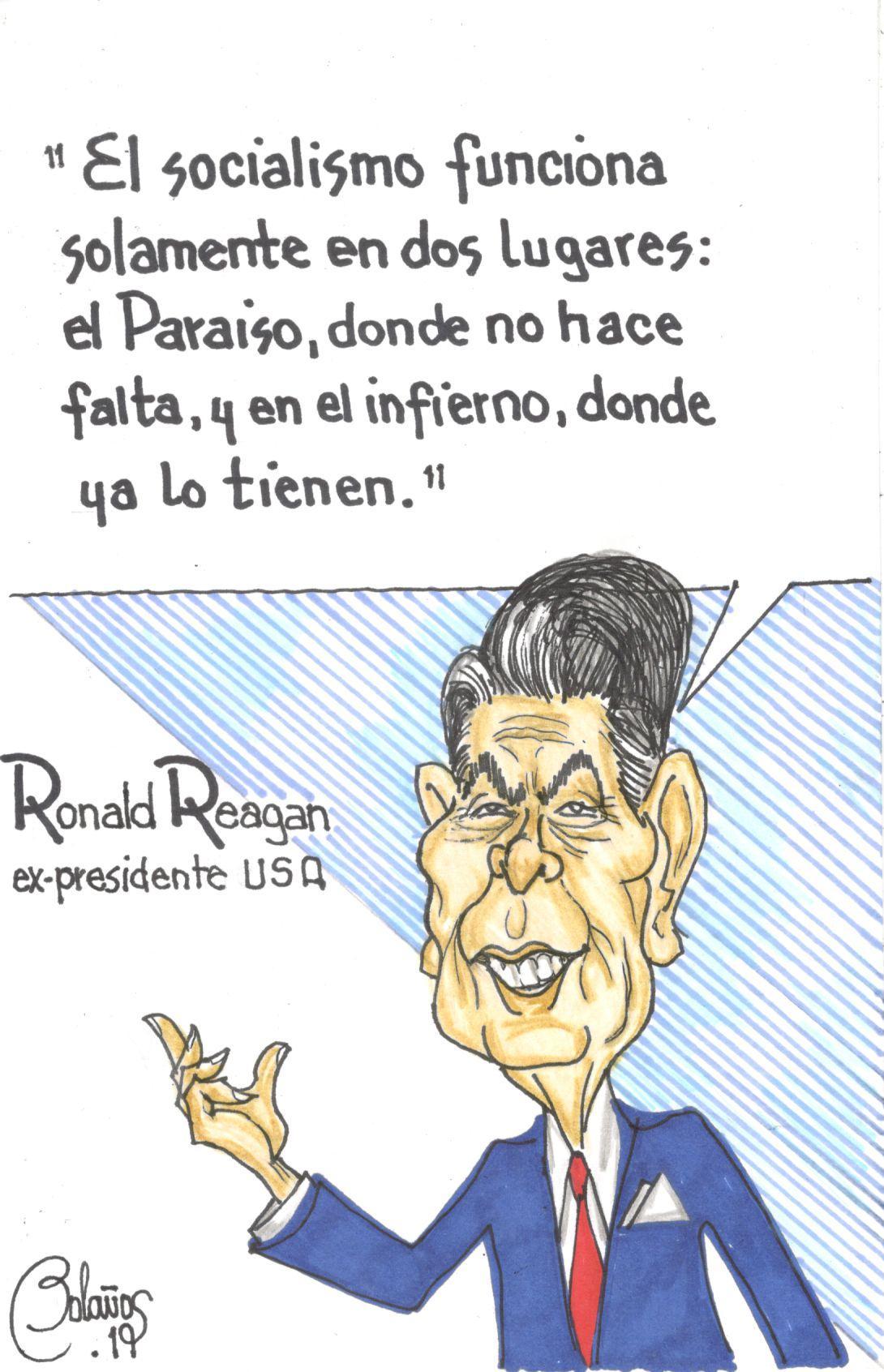 Ronald Reagan   El Imparcial de Oaxaca