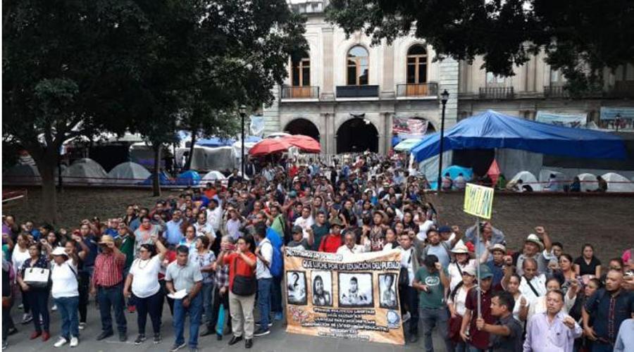 Se analizan 3 mil 215 incidencias administrativas con Sección 22: IEEPO | El Imparcial de Oaxaca