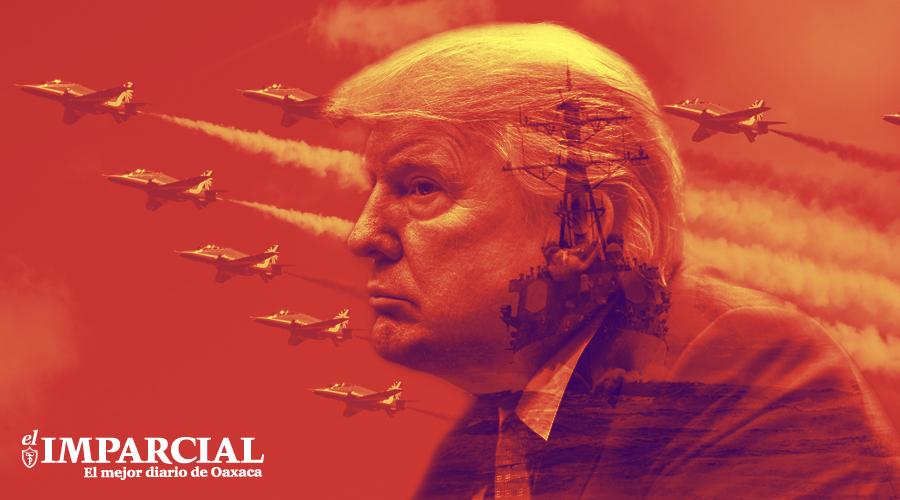 Quieren que nos enfrentemos y yo no quiero eso: Trump a AMLO   El Imparcial de Oaxaca