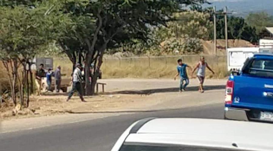 Nuevamente mototaxistas protagonizan zafarrancho | El Imparcial de Oaxaca
