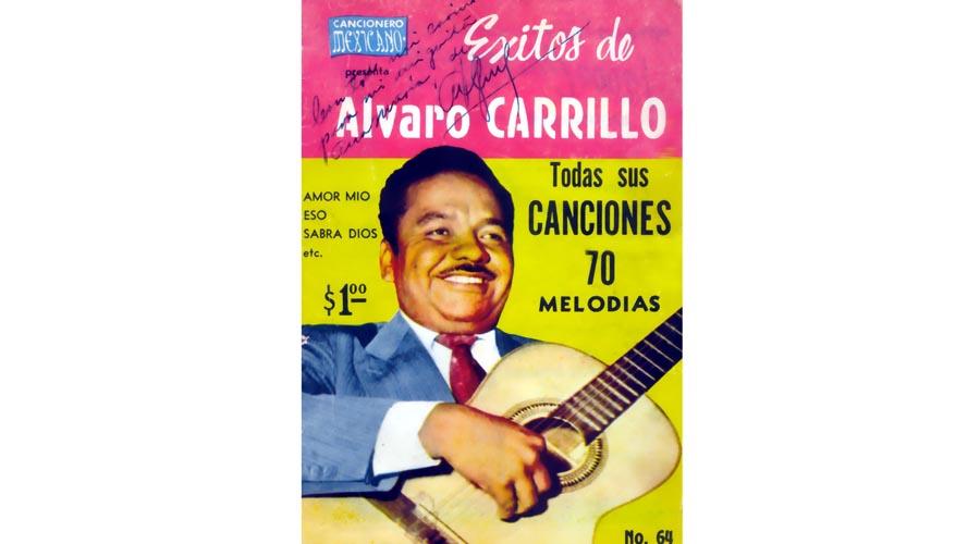 Álvaro Carrillo: un siglo del andariego