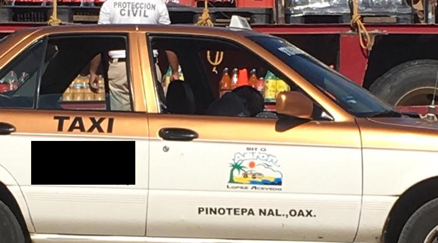 Ejecutan a taxista