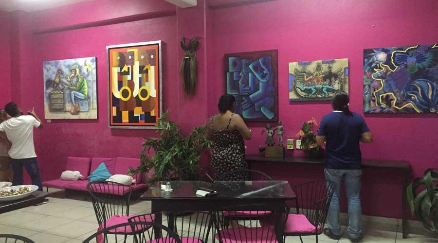 """Tierra de Rituales"" expone en Pinotepa"
