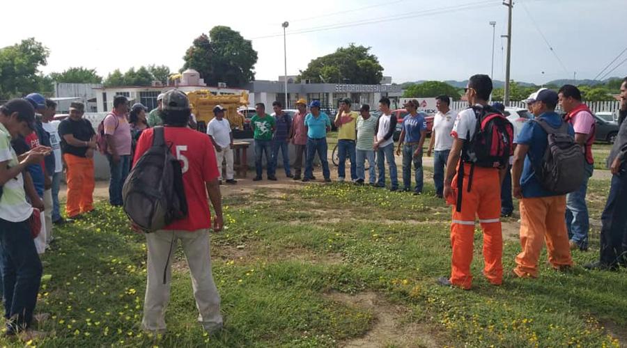 Obreras demandan acoso al interior de la Refinería | El Imparcial de Oaxaca