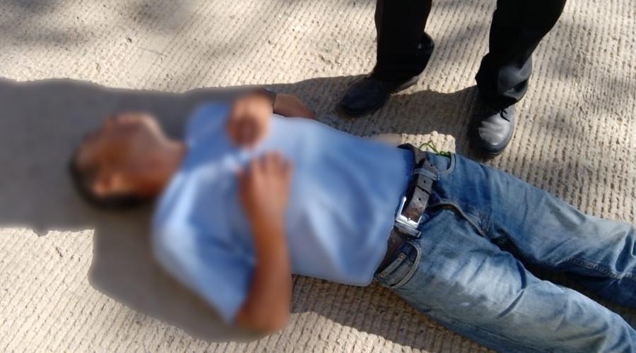 Cae pesadamente y se golpea la cabeza | El Imparcial de Oaxaca