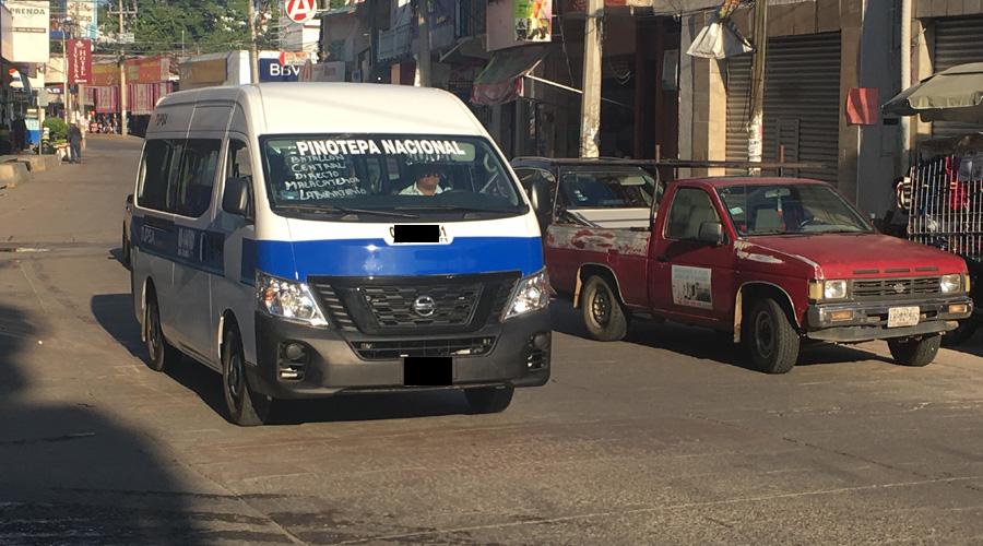 Renuevan transporte urbano en Pinotepa | El Imparcial de Oaxaca