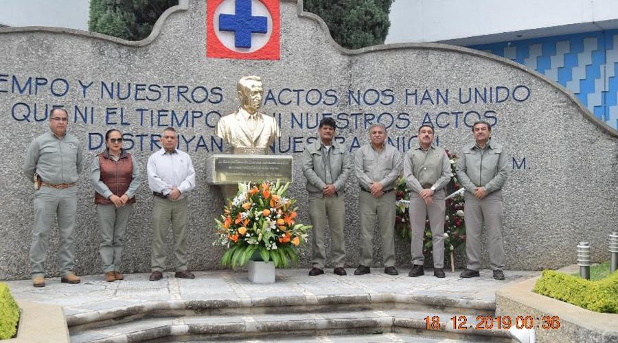 Conmemoran 43 aniversario luctuoso de Don Guillermo Álvarez Macías