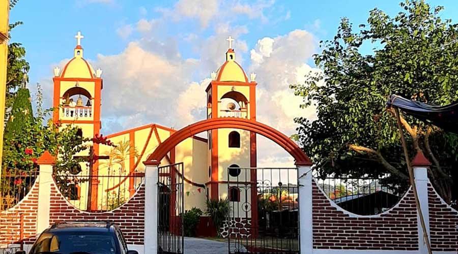 Celebran a Tatamandón en San Juan Colorado