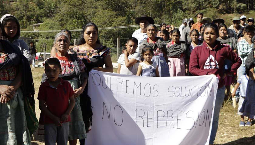 Juquila y Yaitepec: Una lucha sin ganador | El Imparcial de Oaxaca