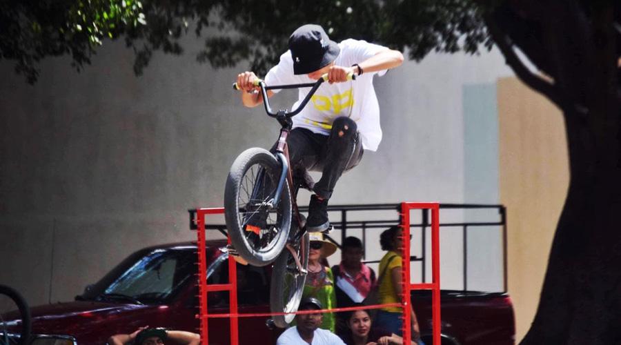 Saltarán con sus bicis en Cuilápam