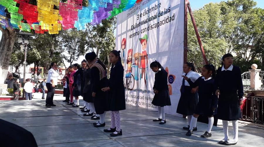 Necesario incluir a la educación especial   El Imparcial de Oaxaca