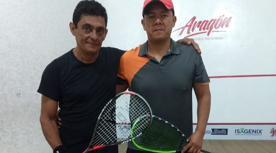 Anwar Mondragón se quedó con título
