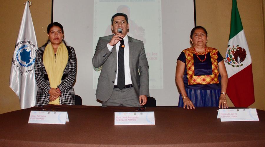 Pide Ombudsman nuevo diálogo con indígenas | El Imparcial de Oaxaca