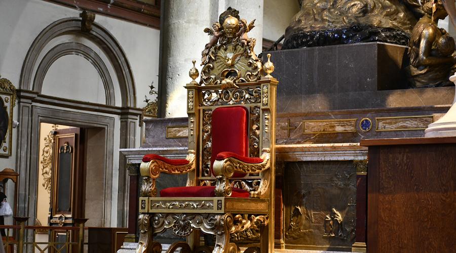 Arte sacro: Sin registros y a expensas del robo