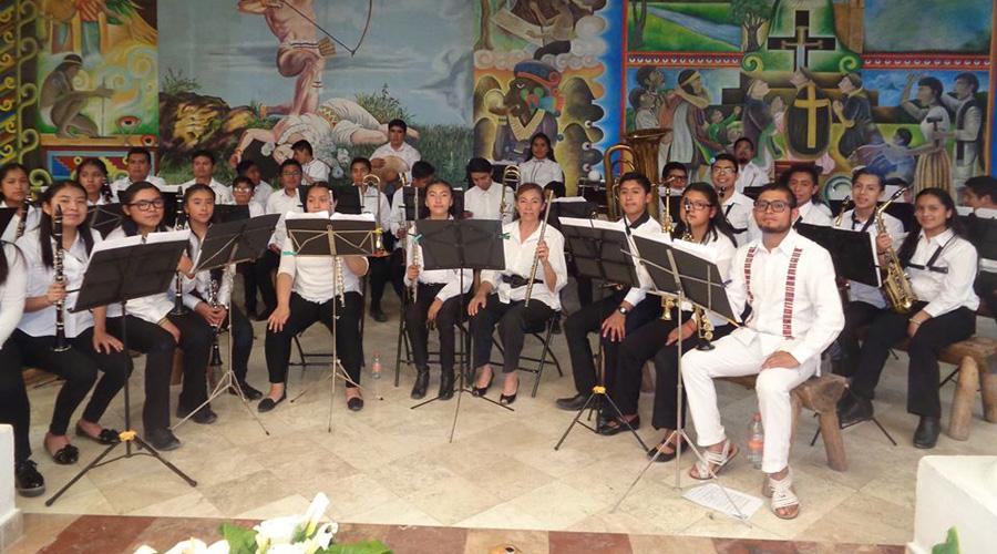 Banda Filarmónica Municipal de Tlaxiaco comparte su música | El Imparcial de Oaxaca