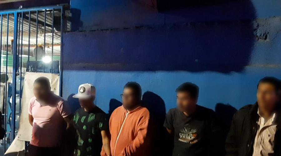 Cae comando armado en San Juan Chapultepec