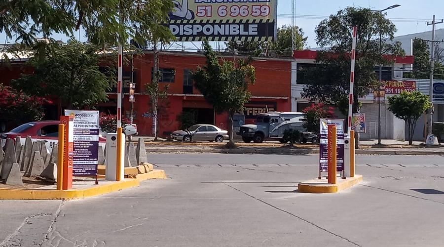 Clausuran a operadora de estacionamiento