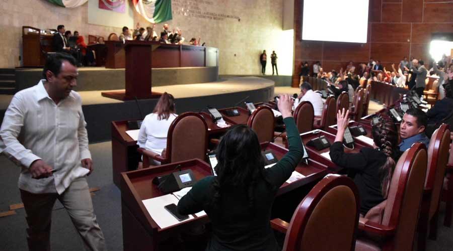 Continúa despilfarro en el congreso local de Oaxaca | El Imparcial de Oaxaca