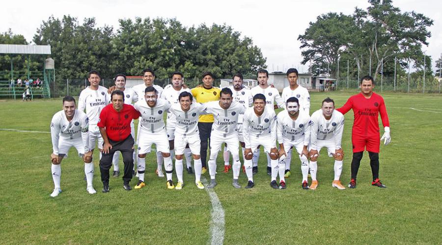 Ramos y Real Trinidad se perfilan a la gran final