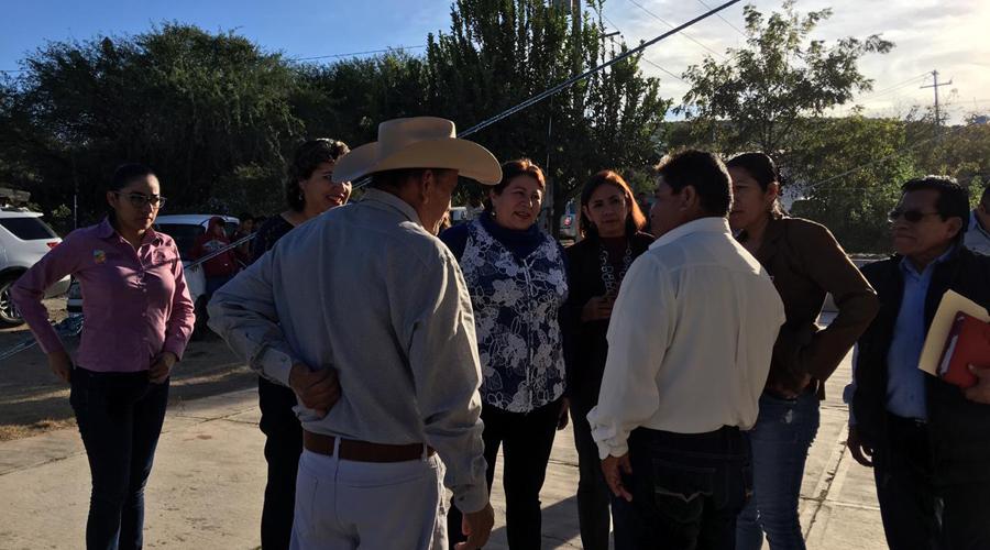 Afecta escasez de agua en agencias de Huajuapan