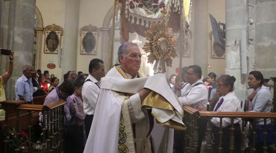 Pide arzobispo diálogo por tensión en El Pedimento