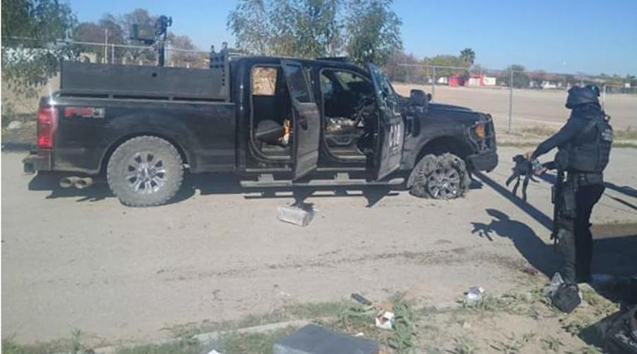 Fuerte enfrentamiento dejó 22 personas fallecidas | El Imparcial de Oaxaca