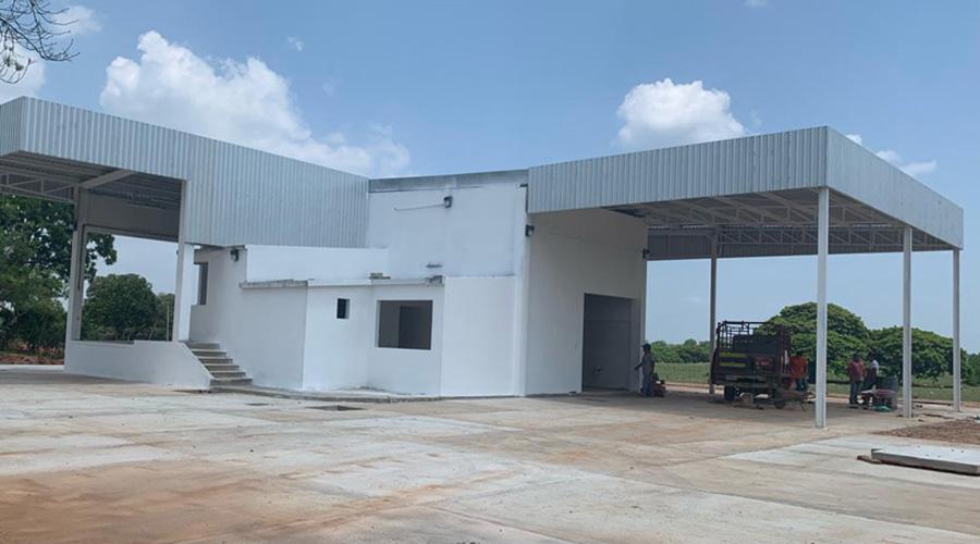 Inaugurarán Centro de Acopio Lechero