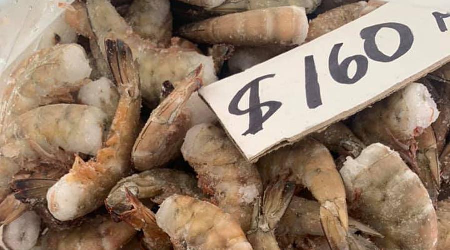 Incrementan precios de productos marinos
