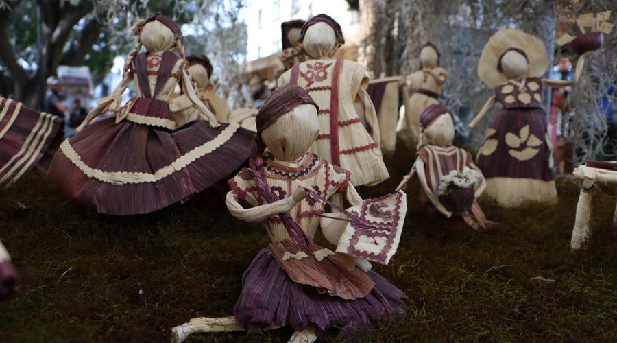 Noche de Rábanos, tradición que pasó de la fe al turismo