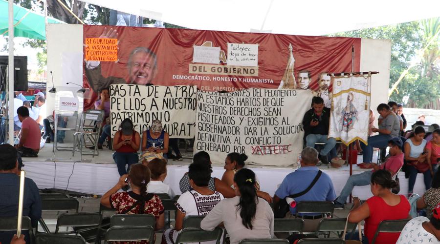 Liberan carretera a Santa Catarina Juquila | El Imparcial de Oaxaca