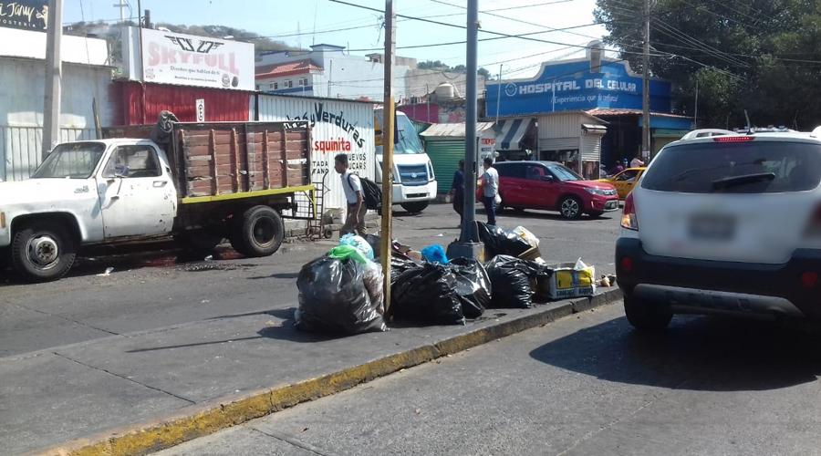 Se inunda Salina Cruz de basura | El Imparcial de Oaxaca