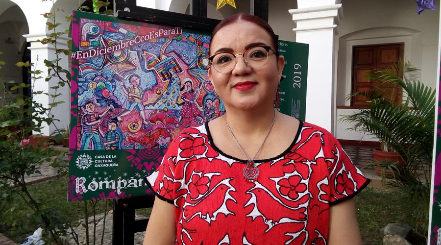 La Casa de la Cultura Oaxaqueña celebrará las tradiciones navideñas