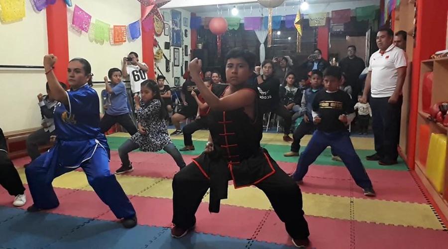 Moc Chai, un nuevo hogar para guerreros